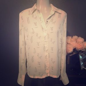 Bunny blouse